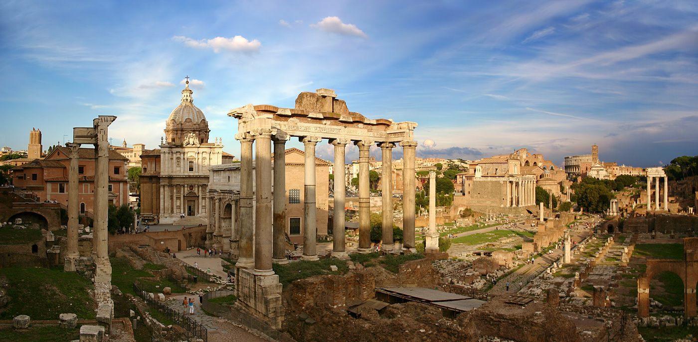 Памятники древнего рима доклад 1518